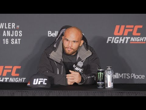 UFC on FOX 26: Robbie Lawler full post-fight interview