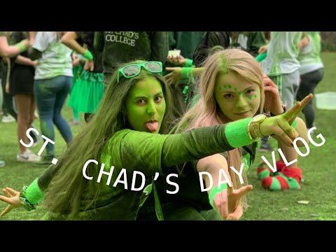 St Chad's Day   Durham Uni St Chad's College Vlog
