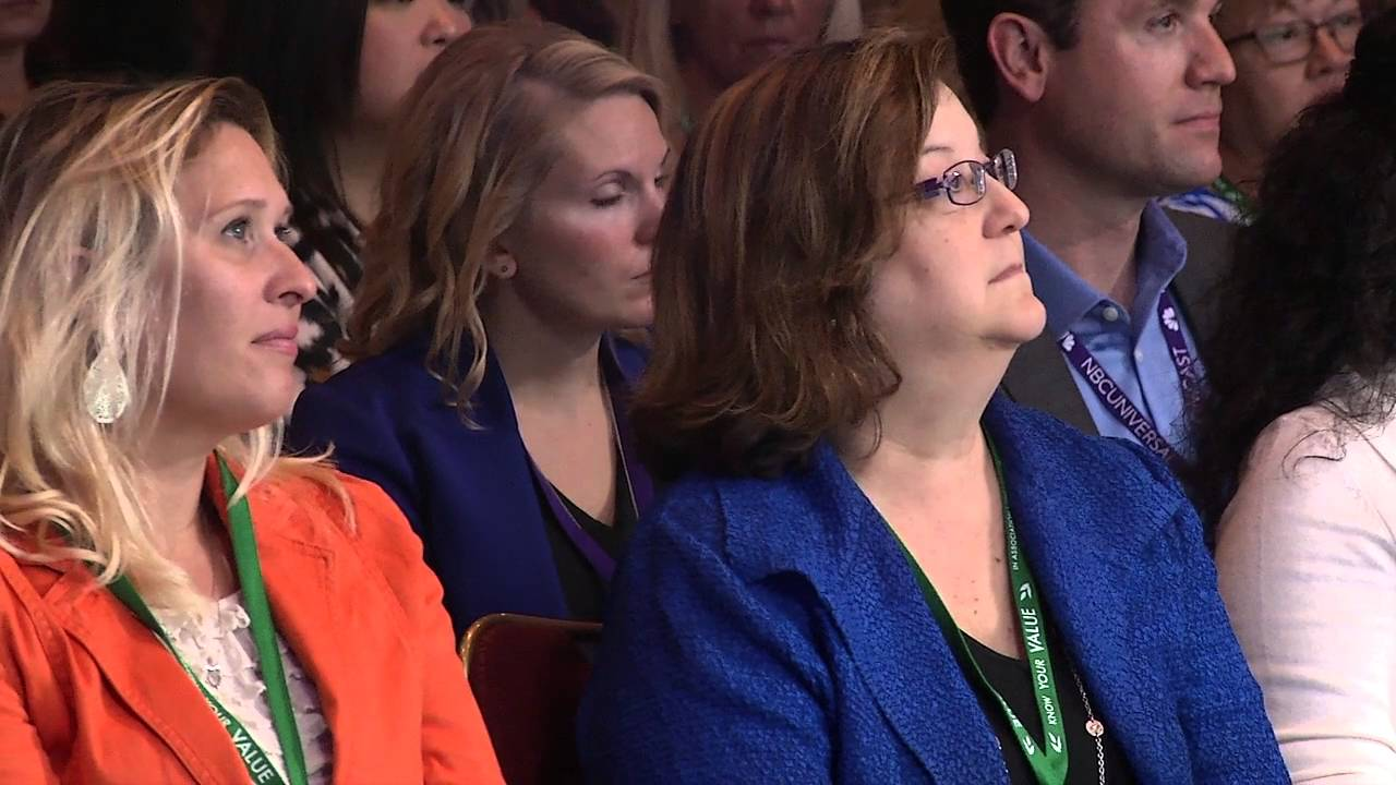 Female Motivational Speaker - Molly Fletcher - MSNBC Know Your Value