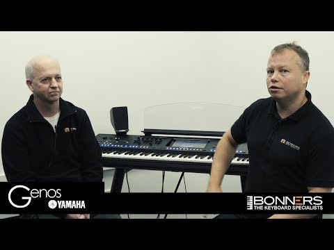 Yamaha Genos Review | UK Home Keyboard Player Sounds & Styles
