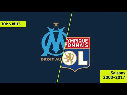 Top 5 buts OM / OL - 15 saisons d'Olympico [LIGUE 1 LEGENDS]