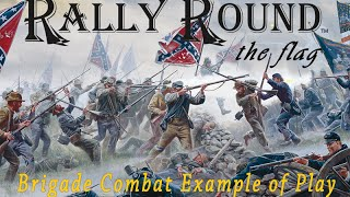 Rally Round the Flag Brigade Scale Combat