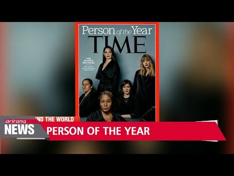 Download Youtube: Time magazine names 'The Silence Breakers' behind #MeToo movement as Person of the Year