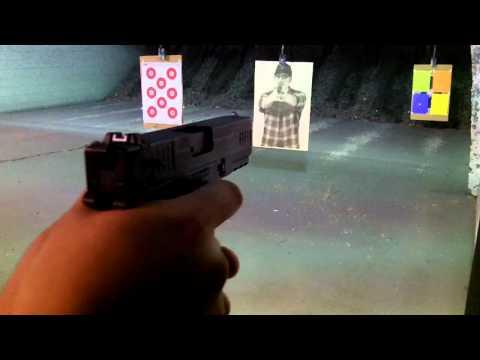 3 ammo test on ISSC M22 .22lr pistol