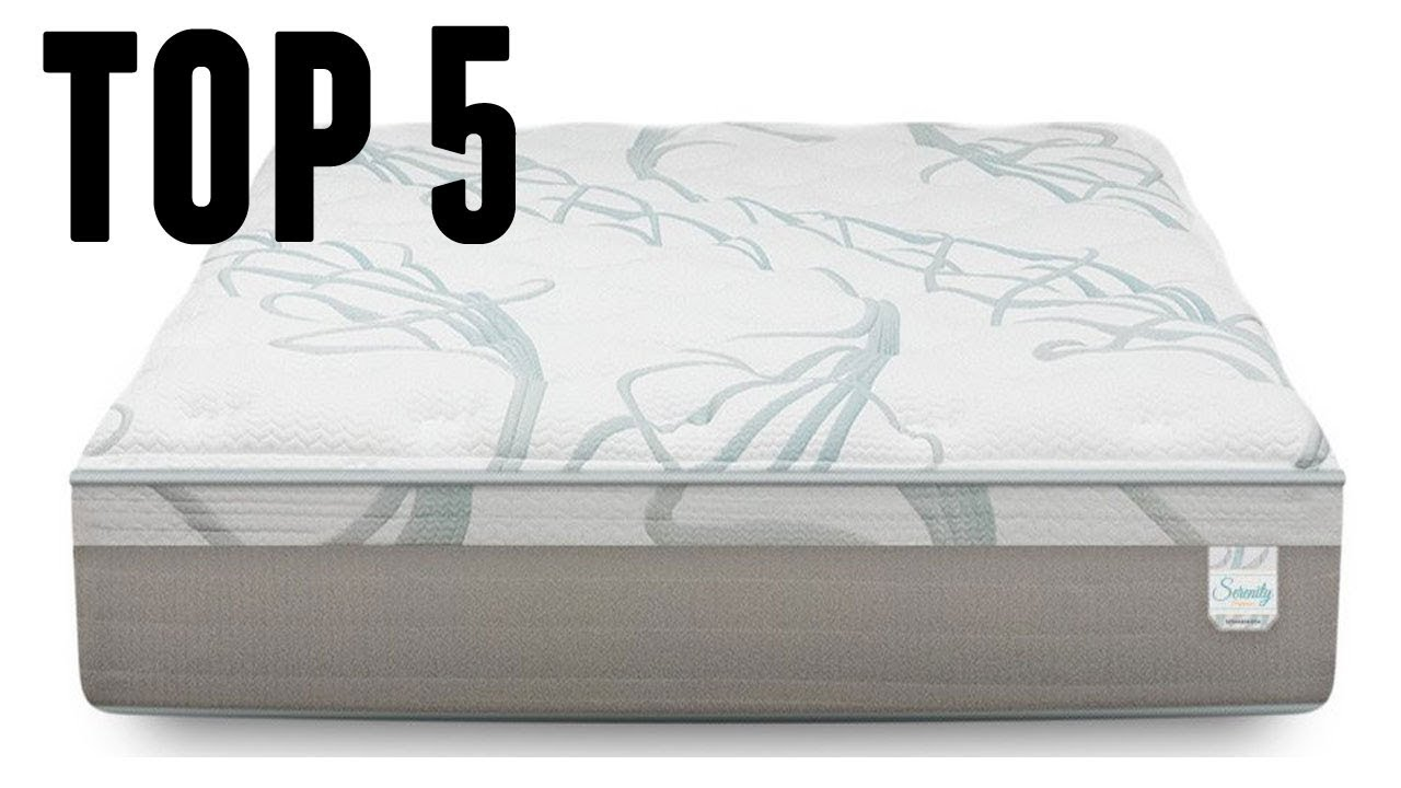 Top 5 Best Memory Foam Mattresses To In 2018