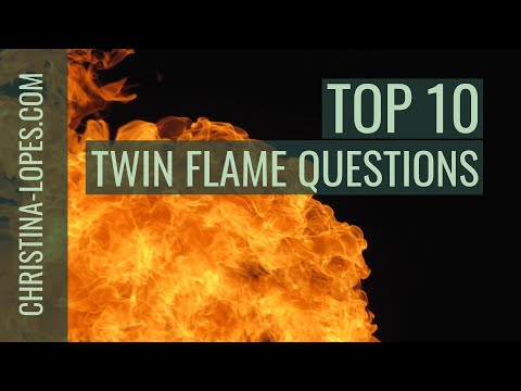 Top 10 Most Asked Questions On Twin Flame Love (Part 2