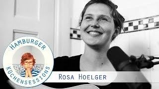 "Rosa Hoelger ""Dieses Verdammte Gefühl"" live @ Hamburger Küchensessions"