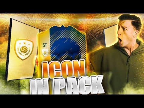 FIFA 18 ICON IM PACK 😱😱
