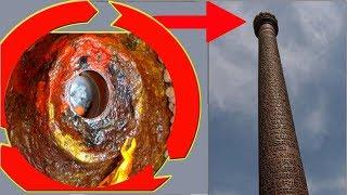 Нам лгут! Древняя катушка Теслы ей более 2000 тысяч лет, состоит из чистейшего железа.