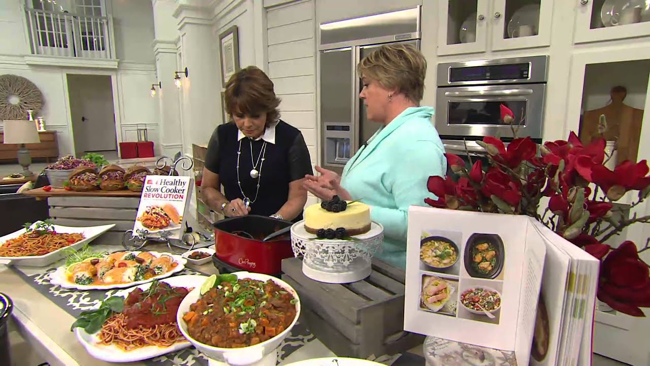Healthy Slow Cooker Revolution By America S Test Kitchen With Jill Bauer