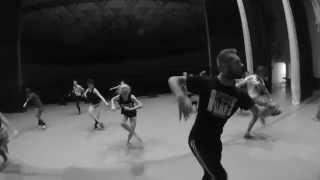Loboda -- Город под запретом/KDT in Moscow choreo by Vasya Kozar