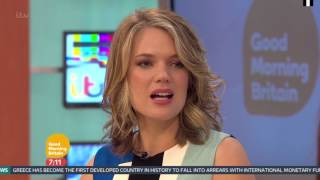 Charlotte Hawkins Tries To Tell Jokes | Good Morning Britain