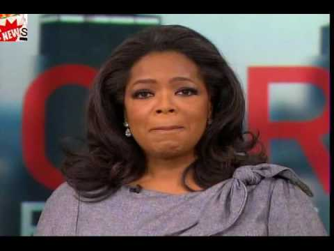 Oprah's Tearful Announcement Why She Is Leaving Her Show