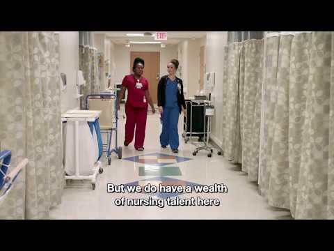 Robert Middleton, CNO & VP, talks about the Nursing staff at Gerald Champion Regional Medical Center