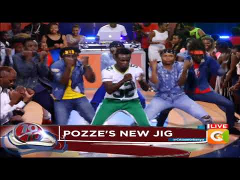 Willy Pozze's New Jig performing live on #10over10