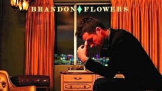 Brandon Flowers - Jenny Was A Friend Of Mine Live Acoustic  (HD)