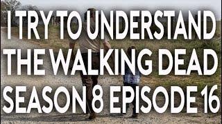 I Try To Understand The Walking Dead Season 8 Finale