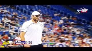 2013美網男單第一輪Karlovic (CRO) vs Blake (USA) (USA)20130828