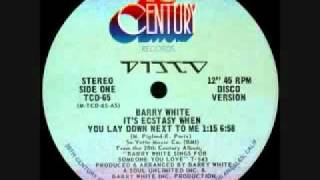 barry WHITE (1977) it