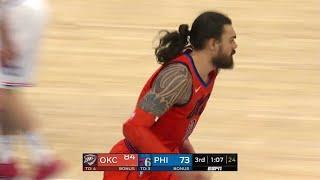 3rd Quarter, One Box Video: Philadelphia 76ers vs. Oklahoma City Thunder