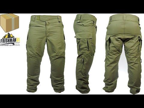 тактические штаны Израильского спецназа  без наколенников