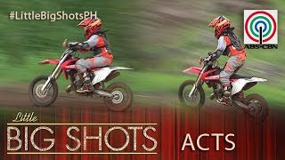 Little Big Shots Philippines: Wenson | 11-year-old Motocross Rider