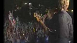 Coldplay - In My Place - Glastonbury 2005
