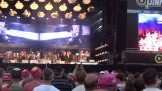 "Arcade Fire (live) - ""The Suburbs"" Pinkpop NL 09-06-2014"