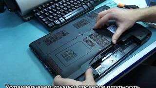Установка оперативной памяти в ноутбуке Lenovo Idea Pad Y560(, 2011-07-28T12:22:10.000Z)
