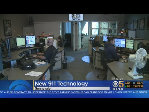 Sunnyvale To Implement Advanced 911 Technology