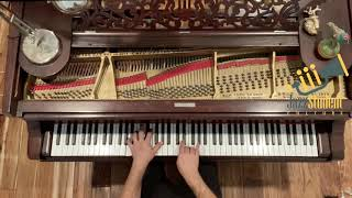 AARON PARKS - Darn That Dream - Solo Performance Challenge - SEASON 7