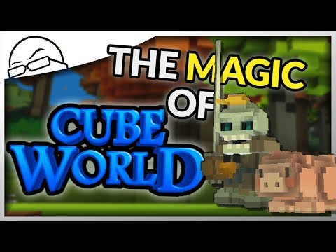 The Magic of Cube World - Why do people still care?