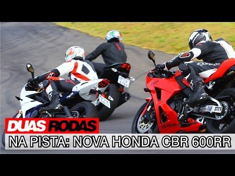 Comparativo: Honda CBR RR x Triumph Daytona x Kawasaki Ninja