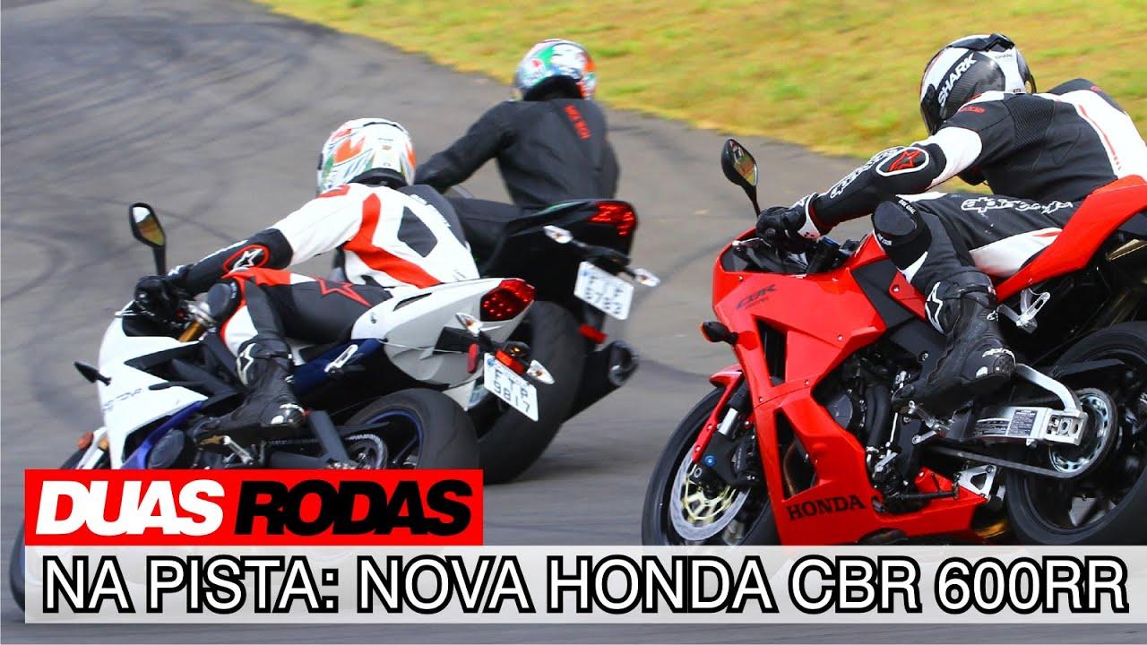 Comparativo Honda Cbr 600rr X Triumph Daytona X Kawasaki Ninja 636