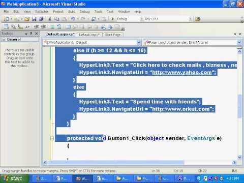 ASP.NET Tutorials