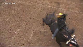 Columbia Falls cowboy Matt Triplett balances bull riding, snowboarding, hot yoga