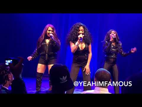 702 reunion  In Concert at The Howard Theatre 2018