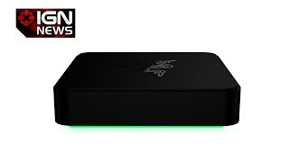 Razer Announces Micro-console Powered By Android Tv - Ign News