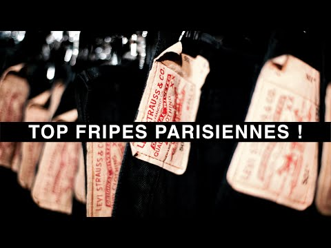 MON TOP FRIPERIES PARISIENNES ! | GaelOuPas