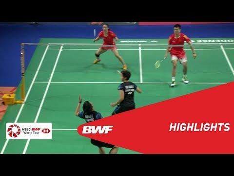 DANISA DENMARK OPEN 2018 | Badminton XD - F - Highlights | BWF 2018
