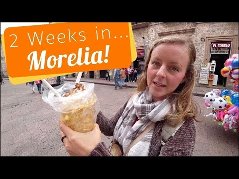 Morelia - The REAL REASON we're done making videos here.