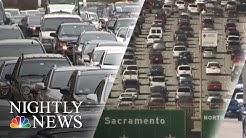 Gas Prices Fall Amid Abundance Of Oil | NBC Nightly News