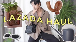 New Lazada Purchases! (Home Decor, Clothing, Shoes & More!)