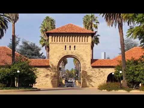 Stanford  University    斯坦福大学