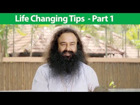 Life Changing Tips - Part 1 | Saint Dr MSG Insan