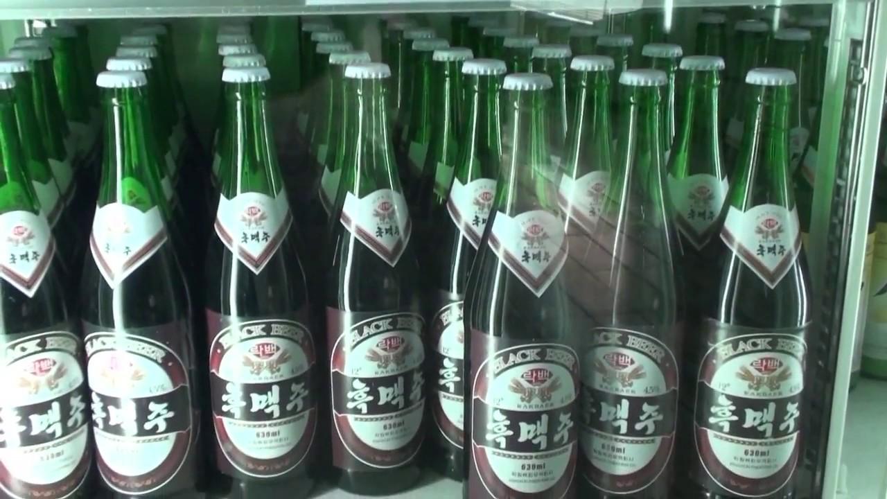 Pyongyang supermarket North Korea