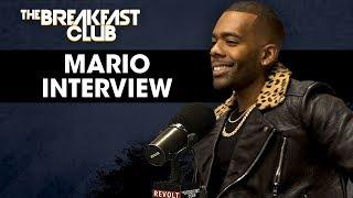 Mario Talks New Album 'Dancing Shadows', Family, Fidelity + More
