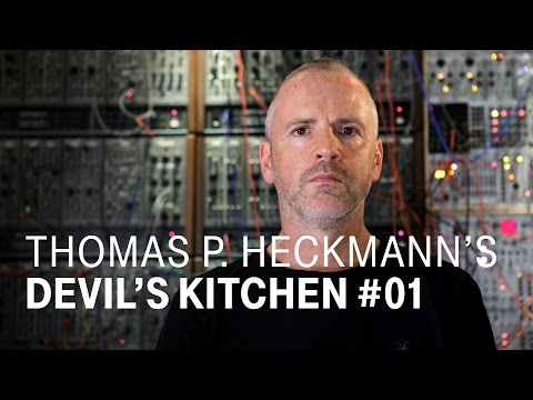STEELPHON S900 SYNTH PRESENTED BY THOMAS P. HECKMANN