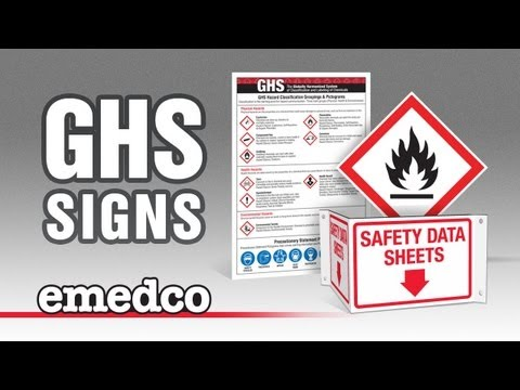 GHS Signs | Emedco Video