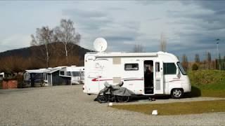 Mit dem Wohnmobil zum Märchenwald Reinhardswald